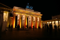 Festival of Lights 2006: Brandenburger Tor (2)