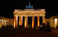 Festival of Lights 2006: Brandenburger Tor (1)
